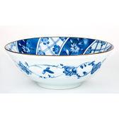 【Royal Duke】日本製麵碗/碗公-櫻祥瑞(和風韻味)