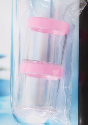 [協貿國際]  20g面霜分裝瓶面膜泡瓶壓縮面膜紙泡瓶 (6個價)