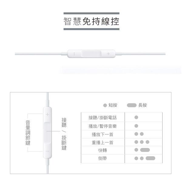 APPLE iPhoneX iPhone 8 / iPhone 7  原廠耳機  Lightning 線控耳機 贈防壓收納包 EarPods [ WiNi ]