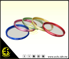 ES數位館 Massa 亮彩系列 彩色 UV 保護鏡 46mm 52mm 紅色 金色 藍色 綠色 粉紅色 GF1 GF2 GF3 GF5