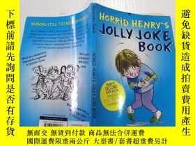 二手書博民逛書店Horrid罕見Henry s Jolly Joke Book.可怕的亨利的快樂笑話書.Y212829
