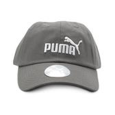 PUMA ESS CAP 休閒帽 灰 022416-02