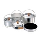 [UNIFLAME] FAN5 DUO 不鏽鋼鍋具組 (U660256)