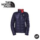 【The North Face 女 900FP FILL羽絨外套《星光藍》】A0JN/保暖外套/防潑水/輕量羽絨