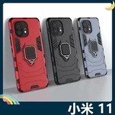 Xiaomi 小米 11 軍事鎧甲保護套 軟殼 黑豹戰甲 車載磁吸 指環扣 支架 矽膠套 手機套 手機殼