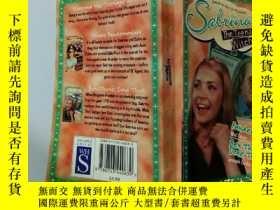 二手書博民逛書店The罕見teenage Witch:十幾歲的巫婆Y200392