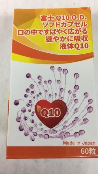 優芯康Q10口溶軟膠曩 60粒/瓶*6瓶