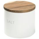 瓷製調味料罐 SALT 350ml NITORI宜得利家居
