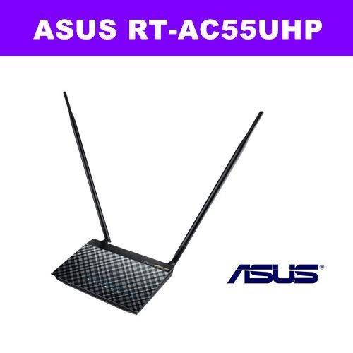 《ASUS》 華碩 RT-AC55UHP 超值雙頻段AC1200無線路由器