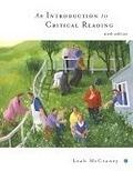 二手書博民逛書店 《An Introduction to Critical Reading》 R2Y ISBN:1413016219│McCraney