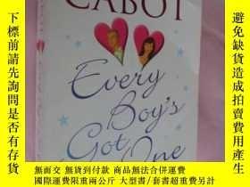 二手書博民逛書店Every罕見Boys Got One 英文原版 正品Y8571