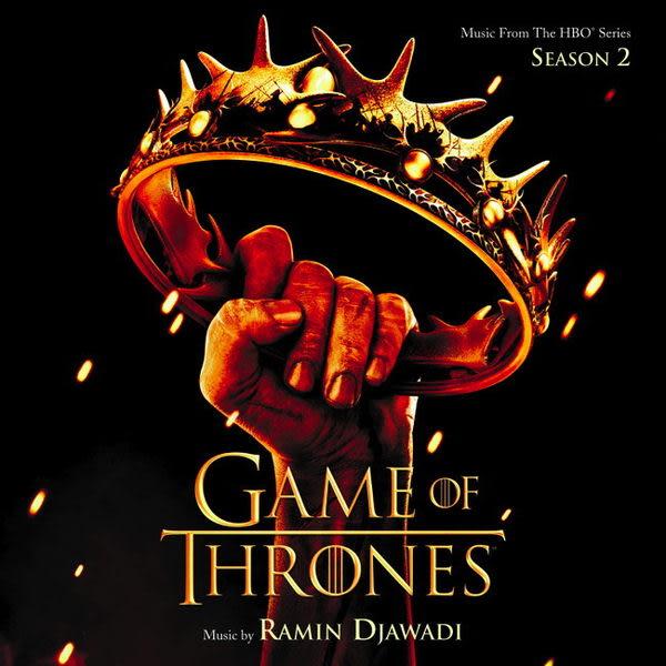冰與火之歌 權力遊戲 第二季 電視原聲帶 CD (音樂影片購) O.S.T  HBO