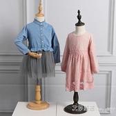 服裝店兒童模特道具半身包布模特櫥窗展示衣架小童裝店小孩模特架 【全館免運】