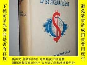 二手書博民逛書店The罕見World Dollar Problem by Don