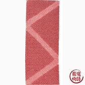 【日本製】【和布華】 日本製 注染拭手巾 紅色 粉雪圖案 SD-5183 - 和布華