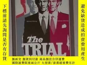 二手書博民逛書店英文原版罕見The Trial by Lindsey Phill