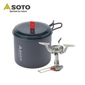 SOTO 攻頂爐組SOD-320PC