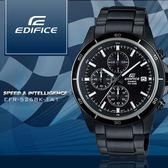 EDIFICE 高科技智慧工藝結晶賽車錶 EFR-526BK-1A1 EFR-526BK-1A1VUDF 現貨+排單 熱賣中!
