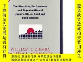 二手書博民逛書店INVEST罕見JAPANY13606 WILLIAM T.ZI