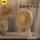 小風扇 倍思空調桌面小風扇家用小型usb便攜式  【快速出貨】