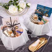 高檔婚禮伴手禮結婚喜糖盒伴郎伴娘回禮ins風圣誕節禮物YYS 概念3C旗艦店