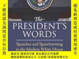 二手書博民逛書店【罕見】The President s Words: Speec