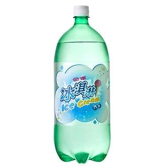 金車冰淇淋汽水2000ml【康鄰超市】