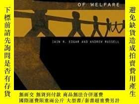 二手書博民逛書店The罕見Anthropology Of WelfareY256260 Andrew Russell Rout