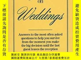 二手書博民逛書店Emily罕見Post On WeddingsY364682 Post, Elizabeth L. Harpe