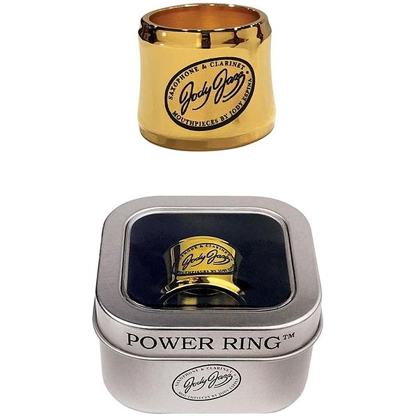 美國JodyJazz POWER RING LIGATURE金屬束圈-原廠公司貨