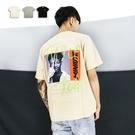 短T-MIMIUTE黑人照片短T-街頭穿搭潮流款 《04818474》共3色『RFD』