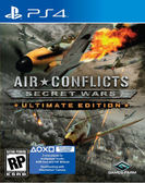 PS4 藍天對決:秘密戰爭(美版代購)