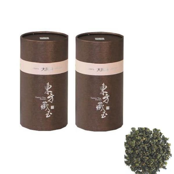 東方藏玉 - 茶葉禮盒 (梨山霜雪茶+阿里山金萱)