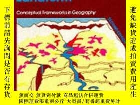 二手書博民逛書店Process罕見And Landform (Conceptua