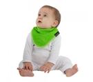 紐西蘭 Mum 2 Mum 機能型神奇三角口水巾圍兜-萊姆綠 吃飯衣 口水衣 防水衣