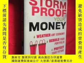 二手書博民逛書店Storm罕見Proof Your Money (小16開,硬精