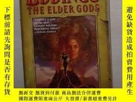 二手書博民逛書店英文原版罕見The Elder Gods   The Treas