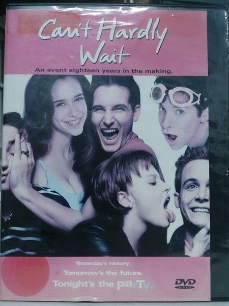 影音專賣店-L10-014-正版DVD*電影【等不及說愛你/Can`t Hardly Wait】是誰搞的鬼-珍妮佛海維特
