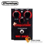 Dunlop WHE406 法茲破音效果器【Fuzz/Conquistador/Way Huge/WHE-406】