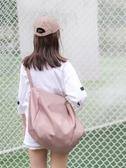 運動包女斜挎單肩包男輕便休多功能大容量瑜伽包戶外旅行健身包
