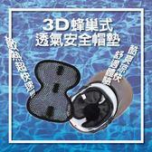 韓國 3D蜂巢式透氣安全帽墊(1片) -TF【Miss.Sugar】【K4006138】