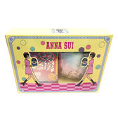 ANNA SUI 光之翎雀蜜意禮盒(香水50ML+毛毛球吊飾)