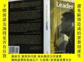 二手書博民逛書店THE罕見MANAGER AS Leader 英文原版 精裝Y1