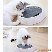 貓咪玩具電動老鼠自動逗貓棒貓轉盤球解悶小貓【公主日記】