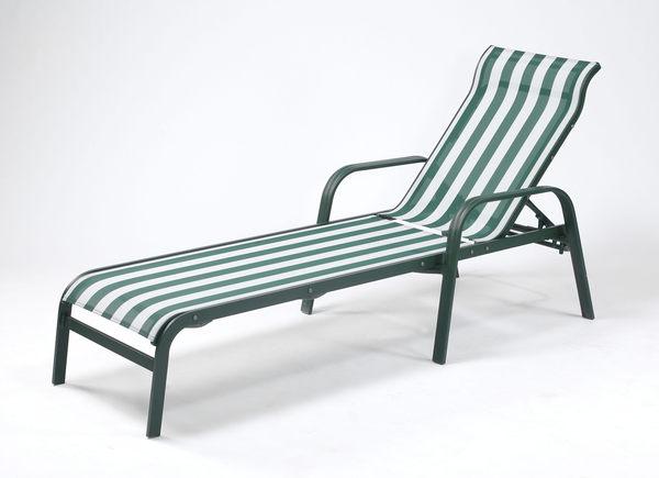 【南洋風休閒傢俱】戶外躺椅系列 -鋁編藤折合躺椅 戶外海灘游泳池躺椅 適 泳池 HC008