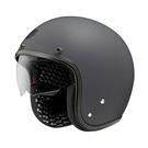 【東門城】ASTONE SP3 素色 (平光灰) 復古帽 安全帽 內襯可拆洗