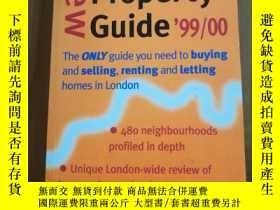 二手書博民逛書店The罕見New London Property Guide 1999-2000: The Only Guide