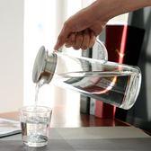 家用涼白開水壺耐高溫防爆玻璃冷水壺晾水杯豆漿壺茶壺
