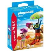 playmobil special plus 摩比人 小孩與沙灘_PM09085
