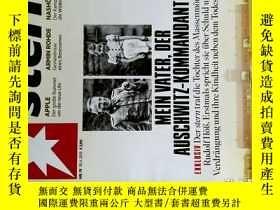 二手書博民逛書店Stern罕見2015年4月30 NR.19 德國明星週刊 德語